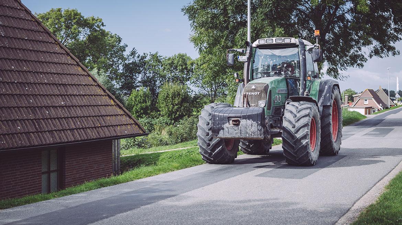 Foto aus England in Schleswig-Holstein für unseren Reiseblog über das Landleben